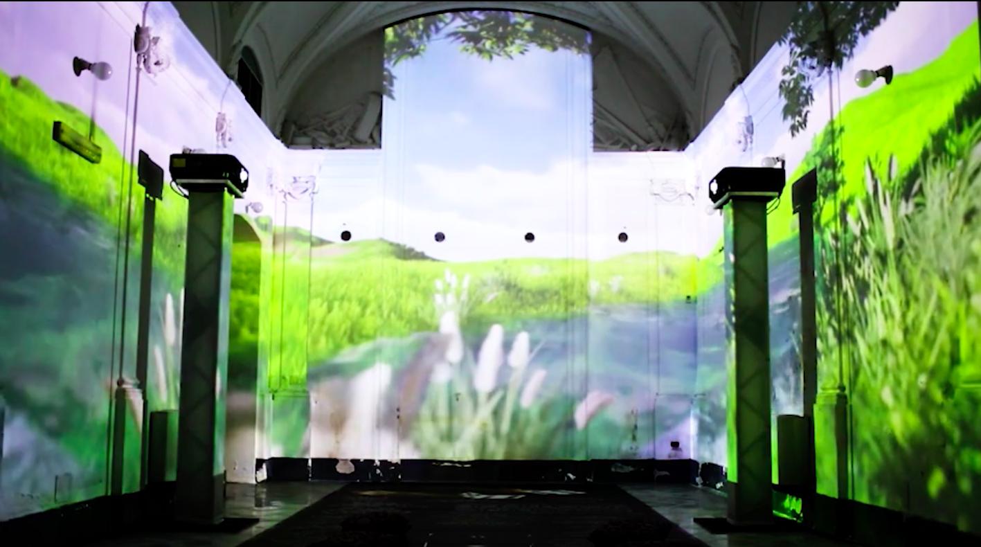 3D Mapping S.Giorgio a Cremano