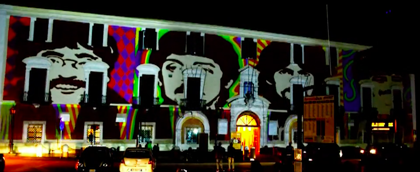 3D Mapping Urbino Beatles