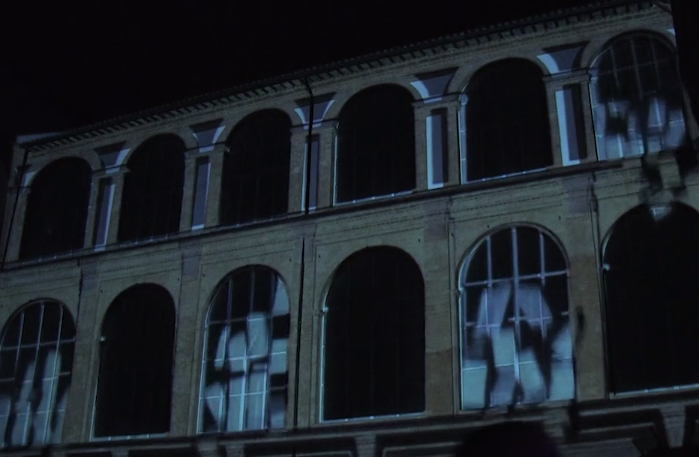3d mapping dancity foligno