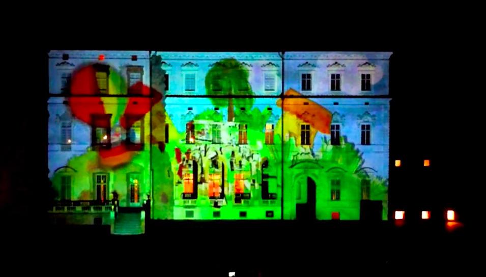 3D Mapping Venaria Torino